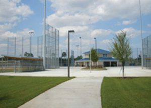 An image of Max K. Rodes Park Phase III