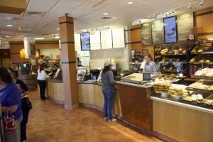 Panera Bread Interior