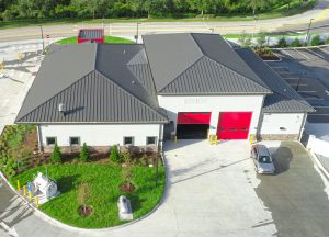 An image of Orange County Fire Station #87